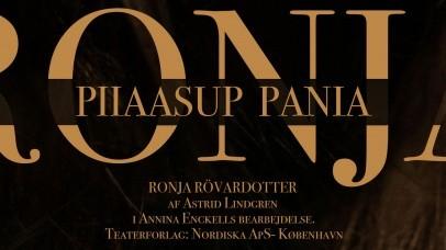 Velbesøgt turné med Ronja Røverdatter