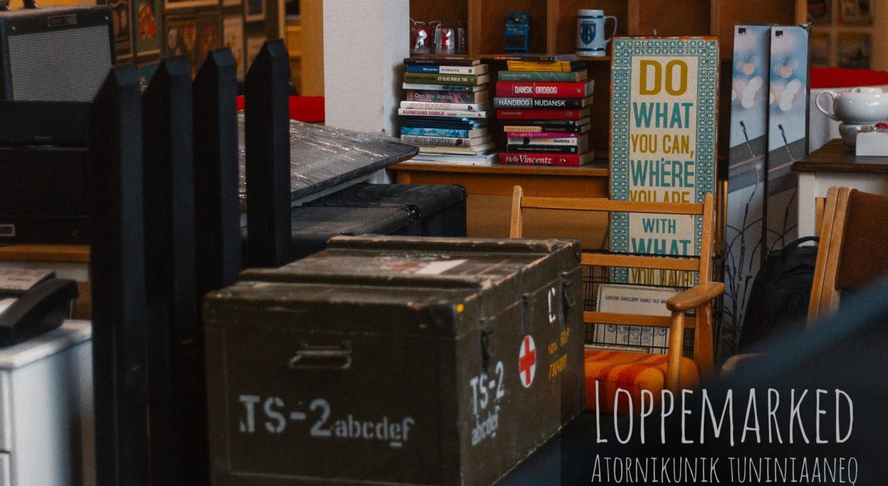 Loppemarked nov. 19